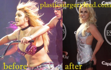 Britney Spears Buttock